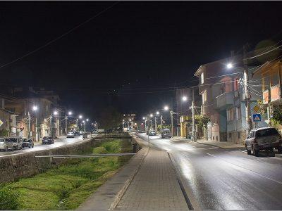 """Приключи реконструкцията и рехабилитацията на уличната мрежа в западната част на гр. Гоце Делчев"""""""