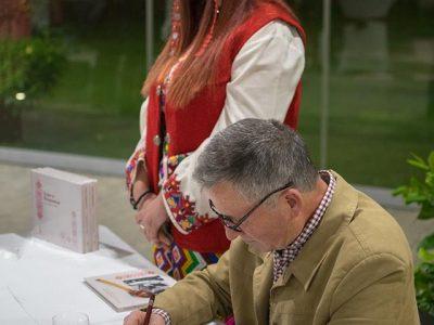 Георги Делиилиев – Гофи запечата кулинарния си талант в луксозна книга