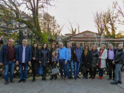 Проектът между български и гръцки училища се разширява