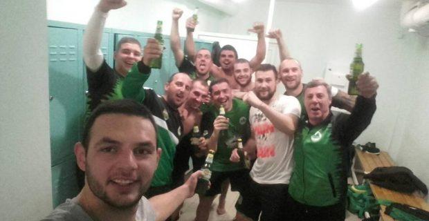 Гоцеделчевските хандбалисти се класираха във финалната четворка за купа България