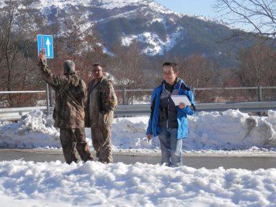 20 доброволци от Гоце Делчев се включиха в среднозимното преброяване на водолюбивите птици