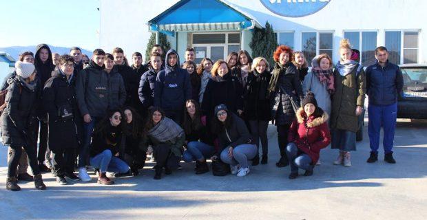 Интересни срещи на млади хора от България, Белгия, Италия и Полша из Неврокопско