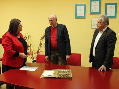 Поредно дарение от Сдружението на предприемачите от регион Гоце Делчев