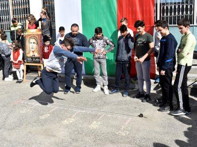 Емоционално състезание по Лъвски скок в памет на Васил Левски