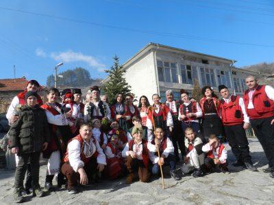 В Тешово празнуваха между Трифон Зарезан и Св. Валентин
