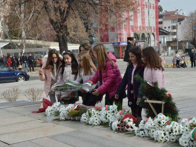 Почетоха паметта на Гоце Делчев, в града носещ неговото име