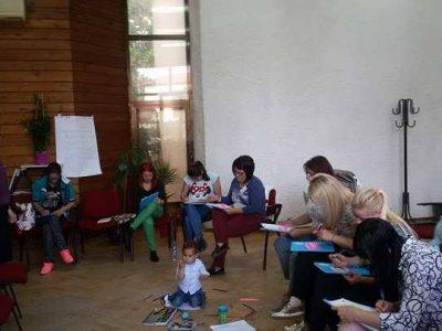 В Гоце Делчев отново започва работа училище за родители на малки деца