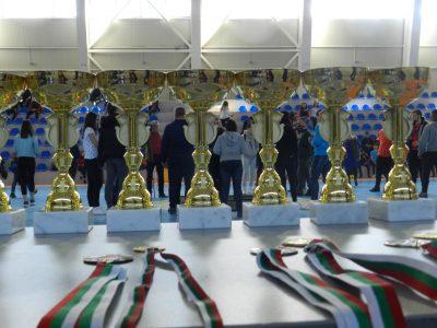 Шампионите в ученическите спортни игри – пролет 2019