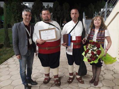 Самодейци от с. Брезница представиха България и очароваха публиката в Узбекистан