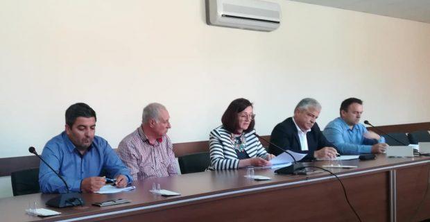 Кметът Владимир Москов: Благодатна за община Гоце Делчев е финансовата година