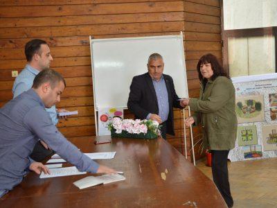 Заместник кметът Саид Иброш награди най-активните в пролетното почистване на град Гоце Делчев