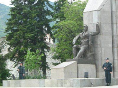 В памет на великия Гоце Делчев, в града, носещ неговото име