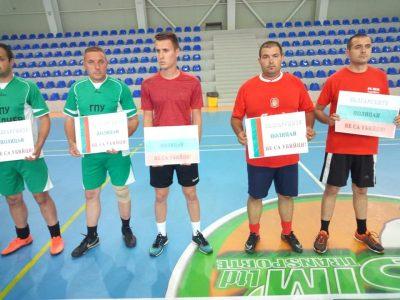 Днес е финалът на благотворителния турнир по футбол в зала АРЕНА НЕВРОКОП