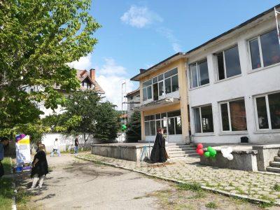 С водосвет започна ремонтът на още една детска градина в град Гоце Делчев