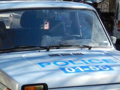 Шофьор от Хаджидимово блъсна крава на пътя за Гърция