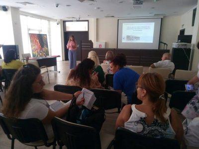 Неврокопски учители представиха своя опит на иновационен форум