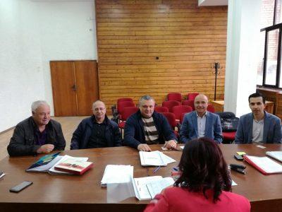 Петстранна коалиция регистрира своя листа в Гоце Делчев, с водач Стоян Вакареев