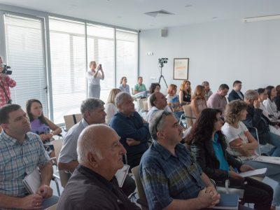 Гоце Делчев бе домакин на представянето  на интерактивната карта за винени турове в България, Гърция и Италия Winetrips.еu