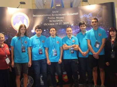 Момче от Гоце Делчев отново е на международна олимпиада по астрономия