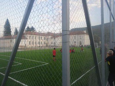 Нови футболни площадки в селата Мосомище, Брезница и Буково
