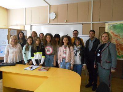 Учители и ученици от Гоце Делчев и с. Царацово споделят опит и добри практики