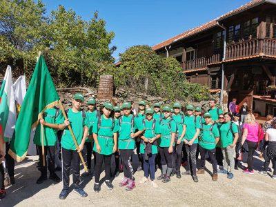 Млади хора от Гоце Делчев и с. Мосомище преминаха по стъпките на самуиловите войни
