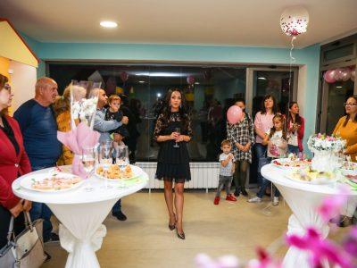 Игрово училище за ранно чуждоезиково обучение отвори врати за децата на Гоце Делчев