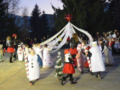 На 6 декември в град Гоце Делчев ще грейне коледна елха