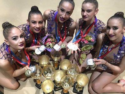 В Гоце Делчев пристигат златните момичета на България