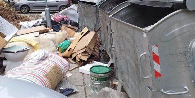 Едрогабаритни отпадъци в Гоце Делчев се извозват всеки четвъртък