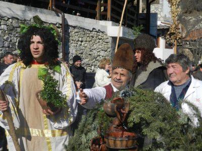 Празник на хубавото домашно вино в село Делчево