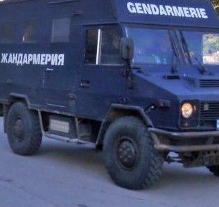 Акция на жандармерията  на всички възлови места в Гоце Делчев и района (обновена)