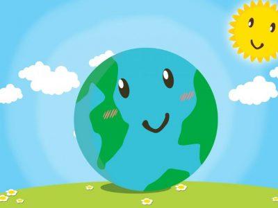 С виртуална фотоизложба и стихотворение учители и ученици от Трето ОУ в град Гоце Делчев поздравяват своите съграждани по повод Международния ден на Земята