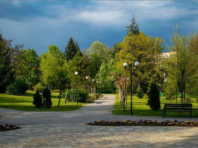 И в Гоце Делчев паркът ще може да бъде посещаван от деца с родители