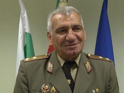 """Генерал Андрей Боцев е удостоен със званието  """"Почетен гражданин на Гоце Делчев"""""""
