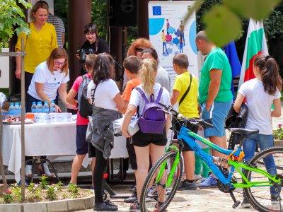 """Община Гоце Делчев организира Събитие на открито за представяне на проект """"Подкрепа на социалните предприятия и насърчаване на заетостта"""",   акроним SoSEDEE"""