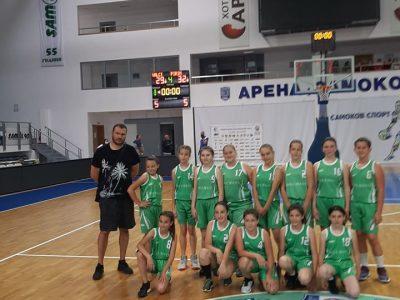Достойно представяне на младите баскетболни надежди на град Гоце Делчев