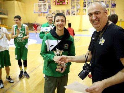 Талантлив баскетболист с неврокопски корен получи най-високо отличие