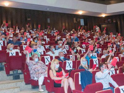 Критична, откровена и емоционална конференция на социалистите в Гоце Делчев