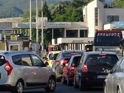 """Блокираха за кратко ГКПП """"Кулата – Промахон"""", настояват за отваряне на границата при Илинден – Ексохи"""