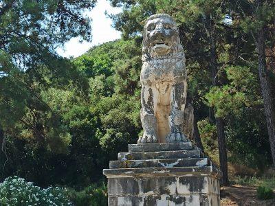 Една разходка до Амфиполи