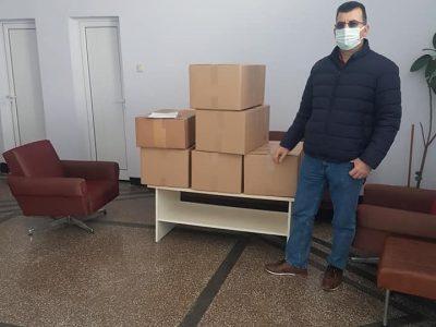 Евродепутатът Асим Адемов направи дарение за болницата в град Гоце Делчев