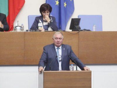 От парламента – проф. Георги Михайлов: Ковид тестовете трябва да бъдат безплатни за всички български граждани