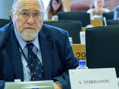 АЕЖ пише до Вебер заради обидите на Александър Йорданов към журналист