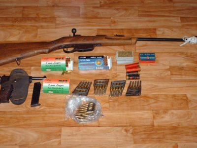 Арестуваха двама за незаконно оръжие и патрони