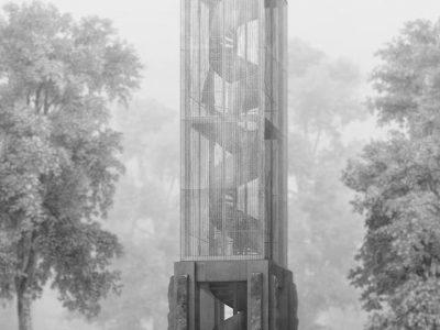 Кула в Гоце Делчев на младия архитект Георги Белянов спечели специална награда за 2020 година в престижен конкурс