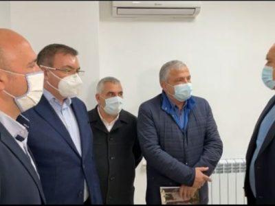 Бойко Борисов обеща още средства за болницата в Гоце Делчев