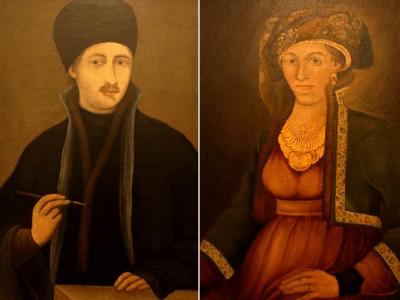 Една картина на Захари Зограф – любов по време на епидемия