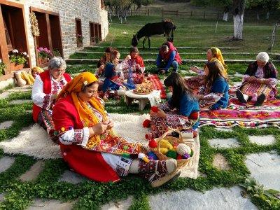"""Читалище """"Изгрев"""" от село Баничан отново участва в международен проект"""