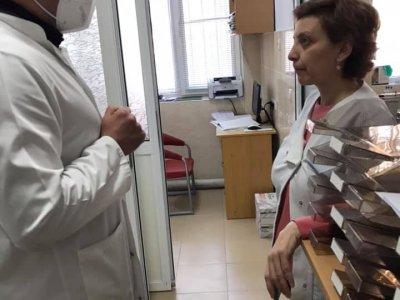 И в болницата в град Гоце Делчев вече правят бързи тестове за COVID -19